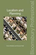 Localism and Planning