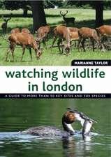 Watching Wildlife in London