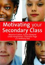 Motivating Your Secondary Class