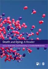 Death and Dying: A Reader