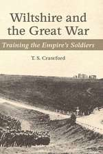 Wiltshire and the Great War