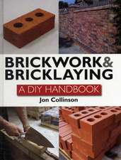 Brickwork and Bricklaying