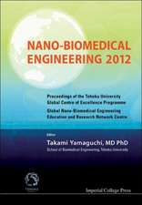 Nano-Biomedical Engineering 2012 - Proceedings of the Tohoku University Global Centre of Excellence Programme