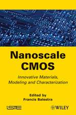 Nanoscale CMOS: Innovative Materials, Modeling and Characterization