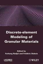 Discrete–element Modeling of Granular Materials