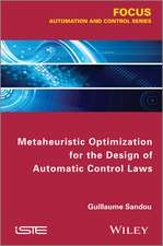 Metaheuristic Optimization for the Design of Automatic Control Laws