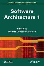 Software Architecture 1