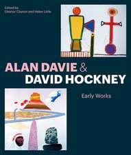 Alan Davie and David Hockney: Early Works