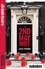 2nd May 1997:  Thirteen Leading Actors on Thirteen Key Roles