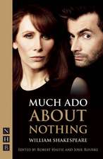 Much ADO about Nothing:  An Actor's Guide to Shakespeare