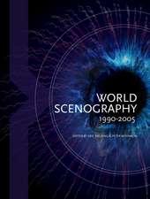 McKinnon, P: World Scenography 1990-2005