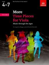 More Time Pieces for Viola, Volume 2: Music through the Ages