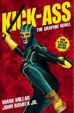 Kick-Ass - (Movie Cover)