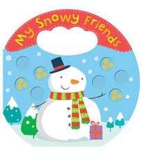 My Snowy Friends