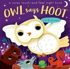 Owl Says Hoot