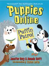 Puppies Online: Puffin Patrol