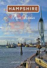 Hampshire Place Names
