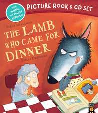 Lamb Who Came for Dinner Book & CD