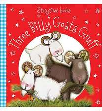 Night, Night, Sleep Tight! Three Billy Goats Gruff
