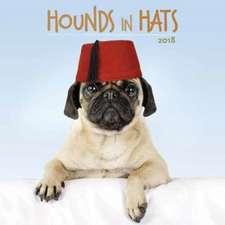 Hounds in Hats 2018 Calendar