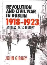 REVOLUTION & CIVIL WAR IN DUBLIN 1918192