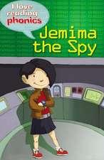 JEMIMA THE SPY