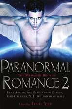 Telep, T: The Mammoth Book of Paranormal Romance 2