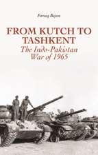 From Kutch to Tashkent