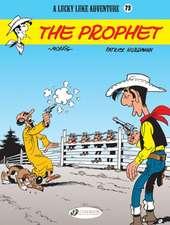Lucky Luke Vol. 73: The Prophet