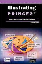 Illustrating Prince2 Project Management in Real Terms