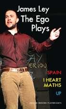 The Ego Plays: Spain, I Heart Maths, Up