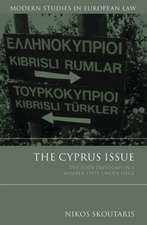 The Cyprus Issue: The Four Freedoms in a Member State under Siege