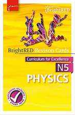 National 5 Physics Revision Cards