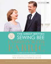 The Great British Sewing Bee 3: Fashion with Fabric
