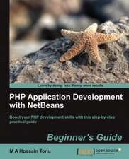PHP Application Development with Netbeans