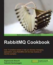 Rabbitmq Cookbook:  Configuration, Monitoring and Maintenance