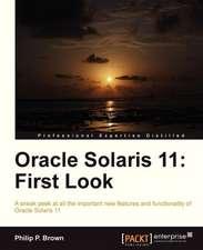 Oracle Solaris 11