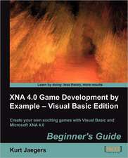 Xna 4.0 Game Development by Example