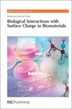 Biological Interactions with Surface Charge in Biomaterials:  Rsc