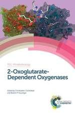 2-Oxoglutarate-Dependent Oxygenases