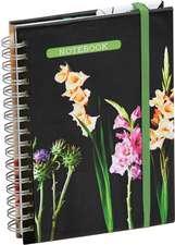 Botanical Style Mini Notebook