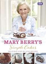 Berry, M: Simple Cakes
