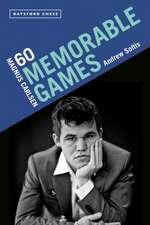 Magnus Carlsen: 60 Memorable Games