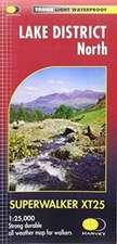 Lake District North XT25