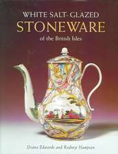 White Salt-Glazed Stoneware of the Brit Isles
