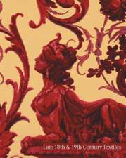 Late 18th & 19th Century Textiles: Neo-Classicism to Pop: Part I