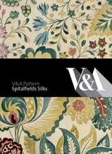 V&A Pattern: Spitalfields Silks