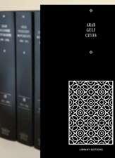 Arab Gulf Cities 4 Volume Hardback Set
