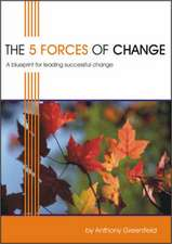 The 5 Forces of Change