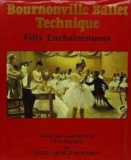 Bournonville Ballet Technique